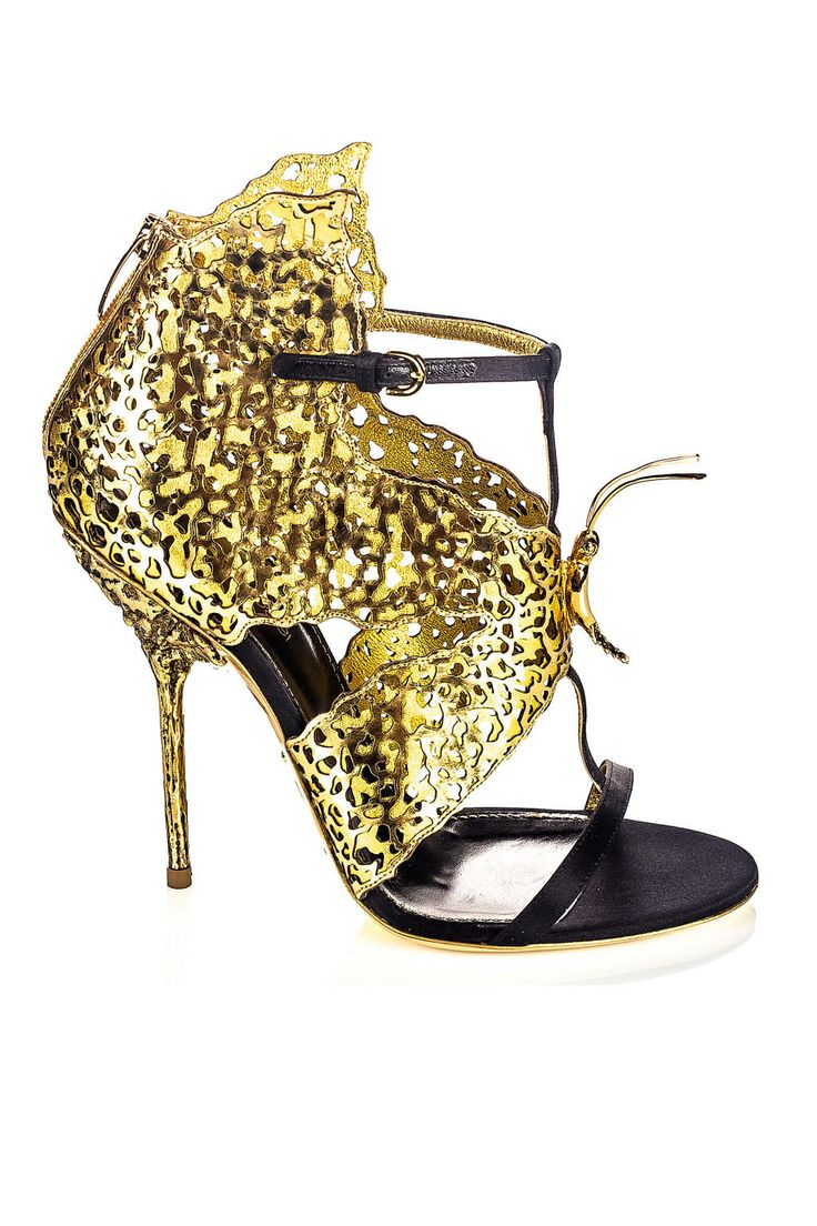 The Holiday Shoe Report: Opulence Is In