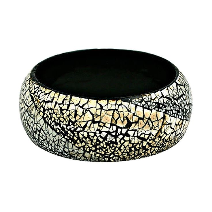 Art Deco  Eggshell Lacquer Bangle | From a unique collection of vintage bangles at https://www.1stdibs.com/jewelry/bracelets/bangles/