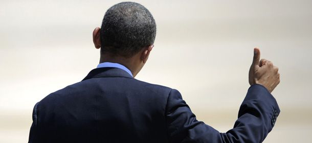 I pollici di Obama