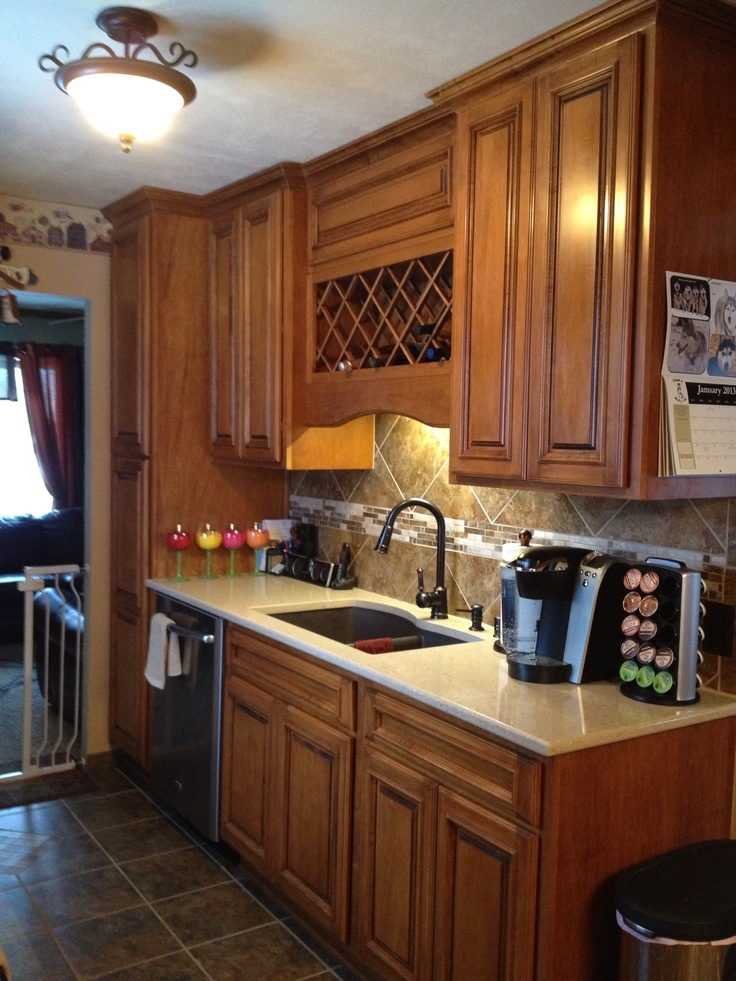 Earth Tone Kitchen For The Home Home Decor Kitchen
