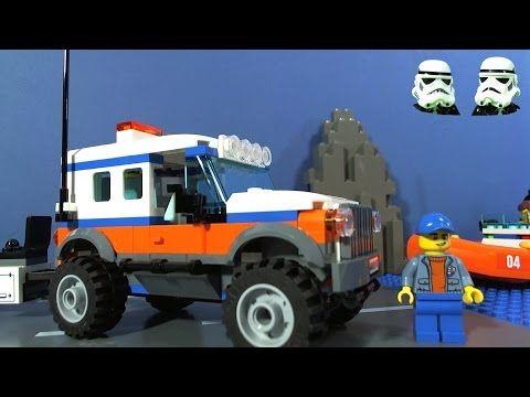 LEGO City Coast Guard 4x4 Response Unit 60165
