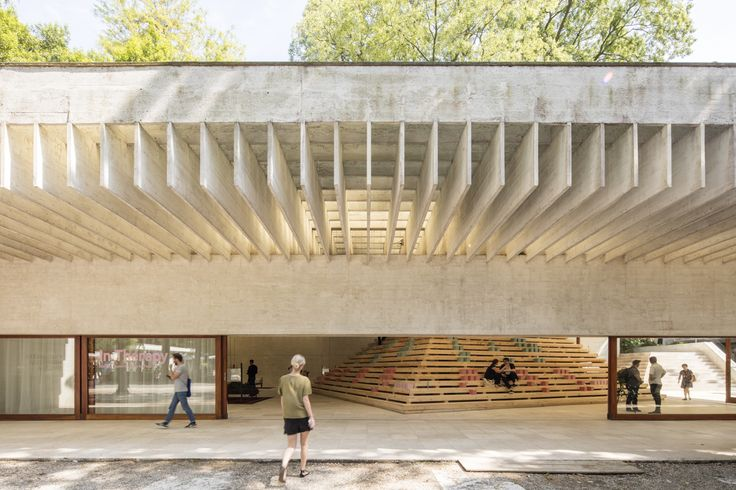 As part of ArchDaily's coverage of the2016 Venice Biennale, we are presenting a series of articles written by the curators of the exhibitions and...