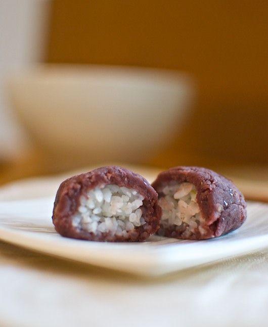 Cómo hacer pasta dulce de azuki, án, receta japonesa con Thermomix « Thermomix en el mundo