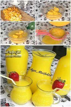 Ev Yapımı Limonata Tarifi