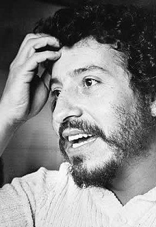 Victor Jara, compositor, dramaturgo, cantante chileno, asesinado tras el golpe militar de 1973.