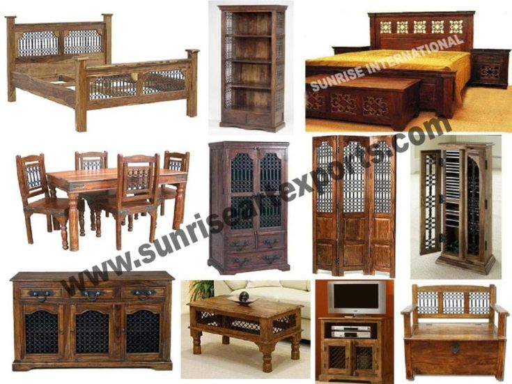 + best ideas about Sheesham wood furniture on Pinterest