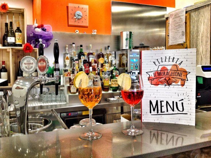 Cena di Pasquetta da Pizzeria Il Muraglione a Seravezza