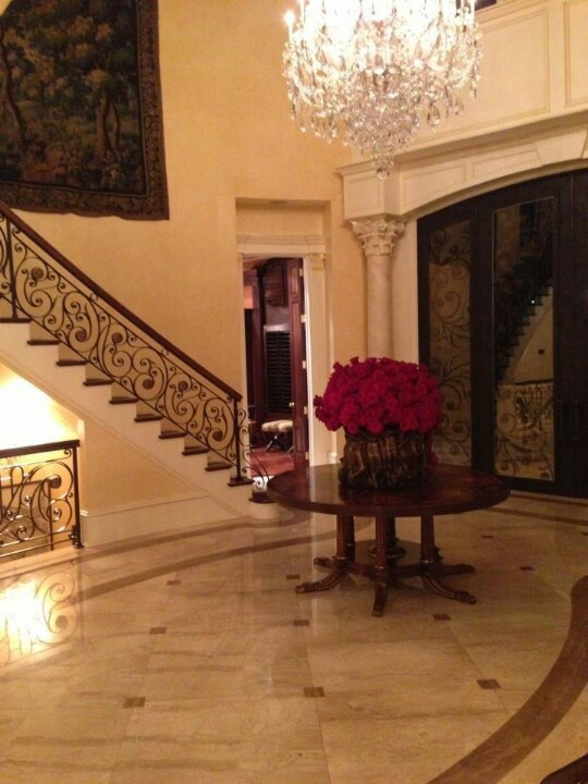 Mansion Foyer Quotes : Best images about lavish homes foyer entry way on