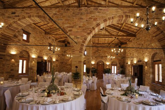 """Special Event at """"Magazara"""", the Conference & Banquet Hall of Argentikon Luxury Suites, Chios"""