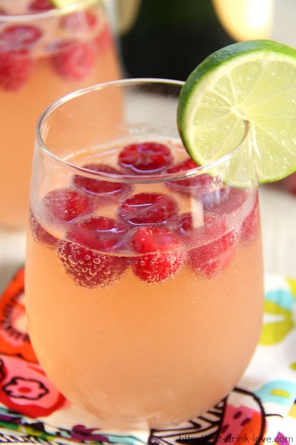 ... Champagne punch recipes on Pinterest | Bellinis, Fruit punch and