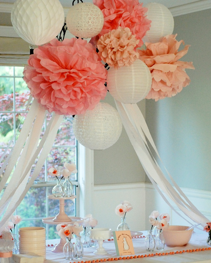 pompoms -- would be fun just to have around at any time!