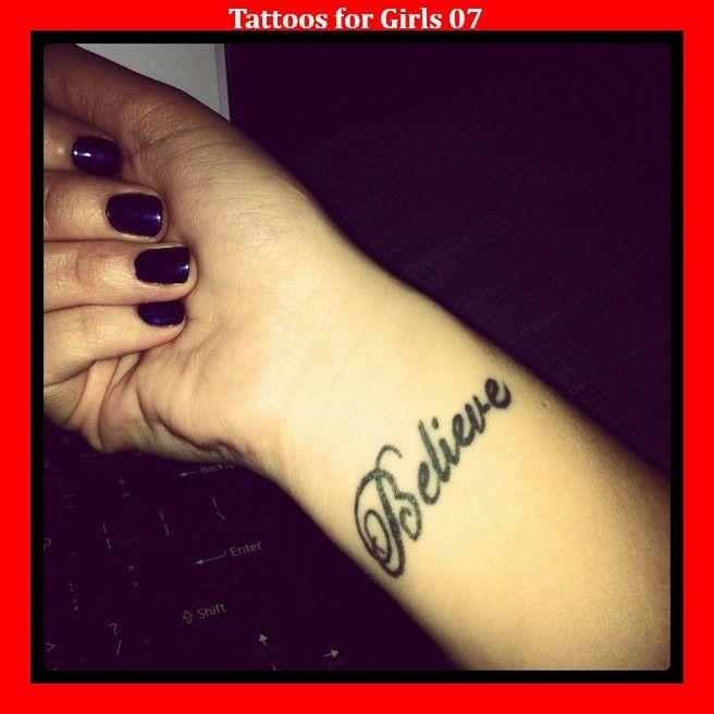 Tattoos for Girls 07