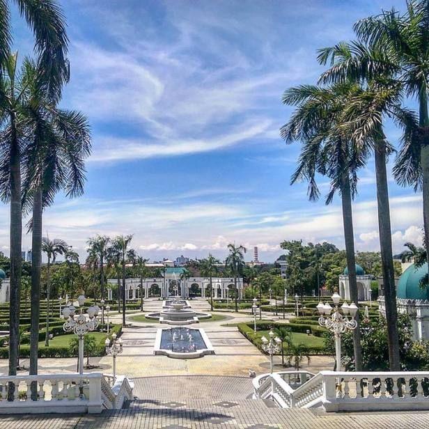 Z wizytą w pałacu sułtana w Malezji! – Zu in Asia – Blog o Malezji