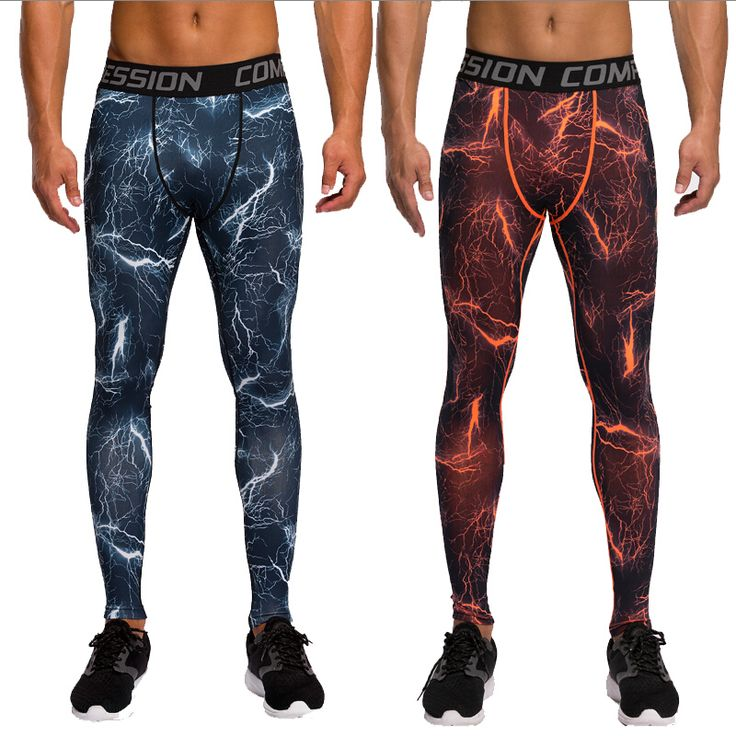 2016 Camouflage Pants Men Fitness Mens Joggers Compression Pants Male Trousers Bodybuilding Tights Leggings -- Click the image to view the details