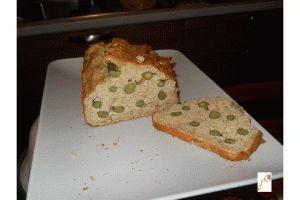 Plumcake asparagi e ricotta