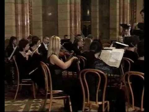 Strauss: Kék Duna keringő - YouTube