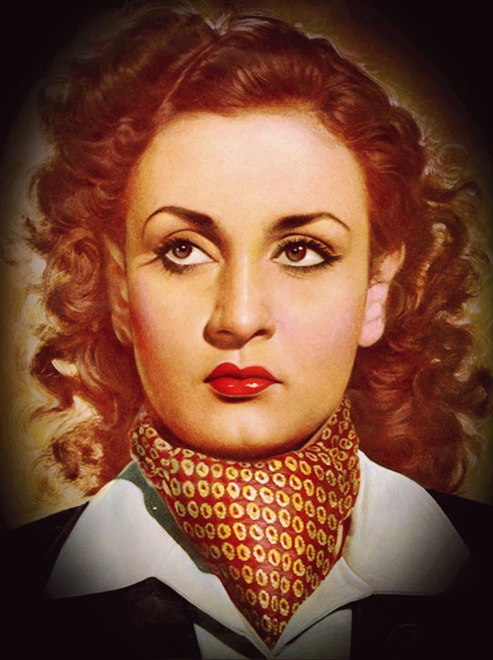 Today Marks The 87th Birth Anniversary Of Nadira The Very Famous Actress Of Hindi Cinema During 50 S And Vintage Bollywood Bollywood Stars Bollywood Actress