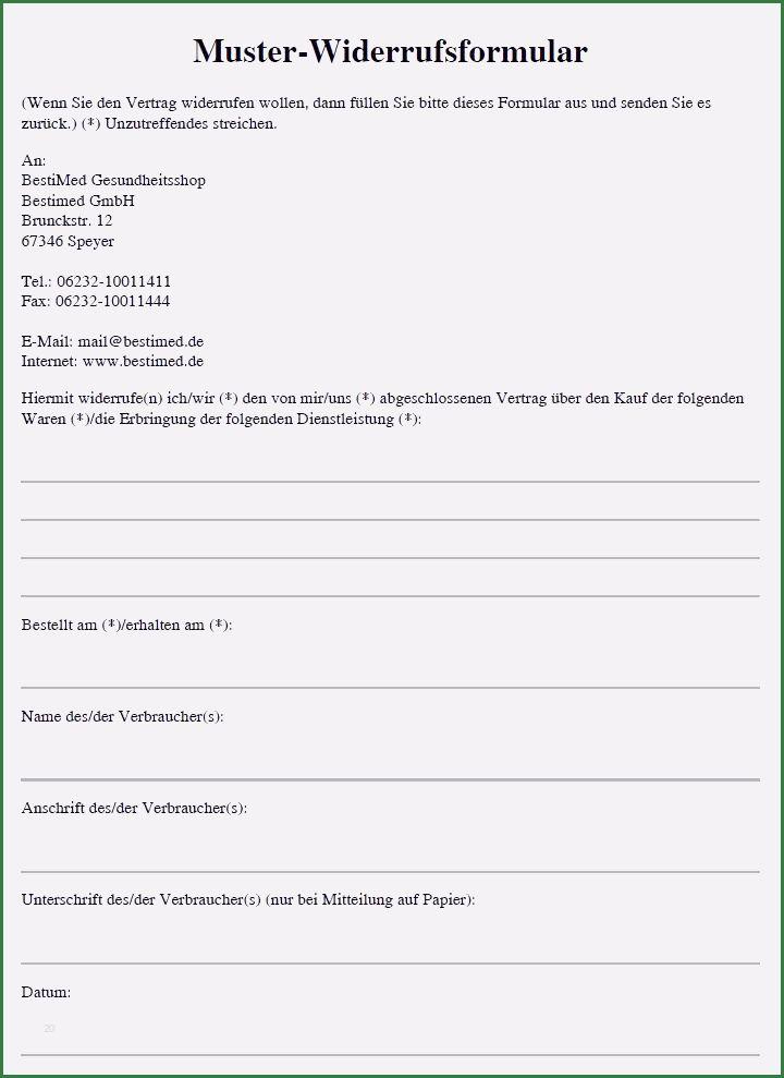 11 Wunderbar Widerrufsformular Vorlage In 2020 Rechnungsvorlage Vorlagen Rechnung Vorlage