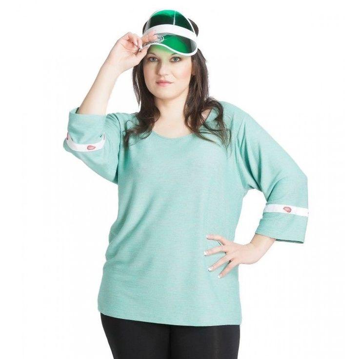 Μπλουζοφόρεμα  με ανοιχτή - αθλητική πλάτη (6038)