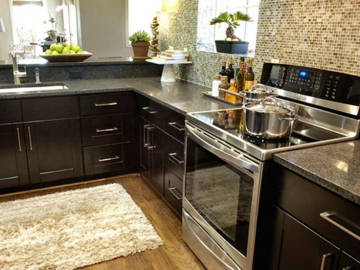 Image Detail For Lovely Black Kitchen Decorating Ideas Listed In Kitchen Accessories