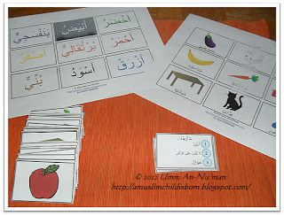 A Muslim Child is Born: Critical Thinking Game for Toddlers and Kindergarteners
