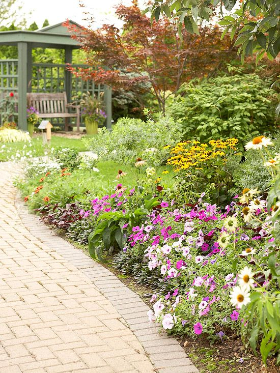 216 best flower garden ideas images on pinterest flower gardening flowers garden and gardens