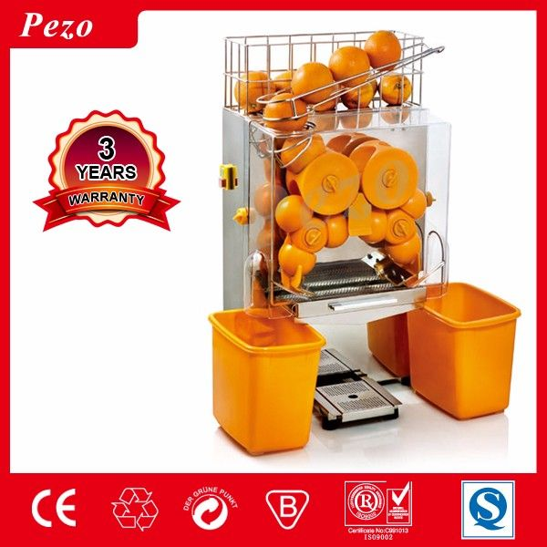High quality electric citrus juicer health orange juice