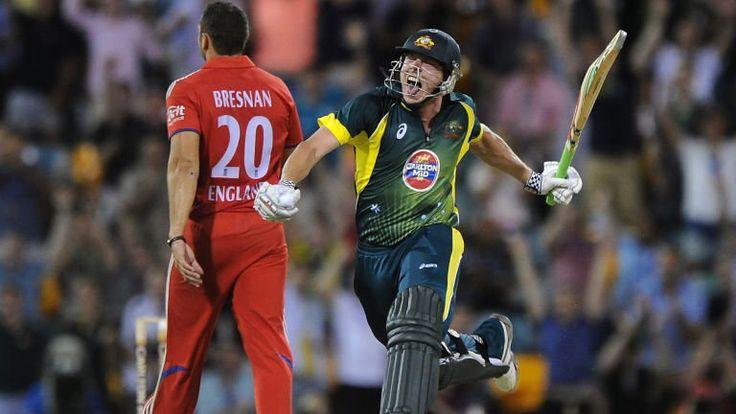 Australia's win against England.