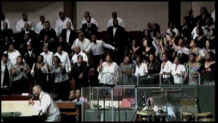 Medley of Old School Gospel Music, via YouTube.