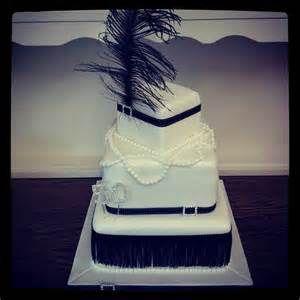 "... flapper"" dress inspired 50th birthday cake | Flickr - Photo Sharing"