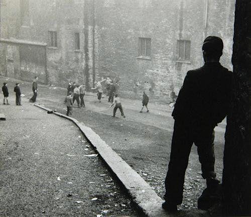 Bert Hardy Unemployment, Northern Ireland, 1955.