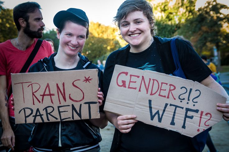 Feminist Website: How to 'Grocery Shop' for Your Gender, Tell if You're 'Non-Binary' | MRCTV