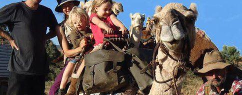 Camel Treks Australia -  Photography Treks with Pete Dobre of Eternity Films