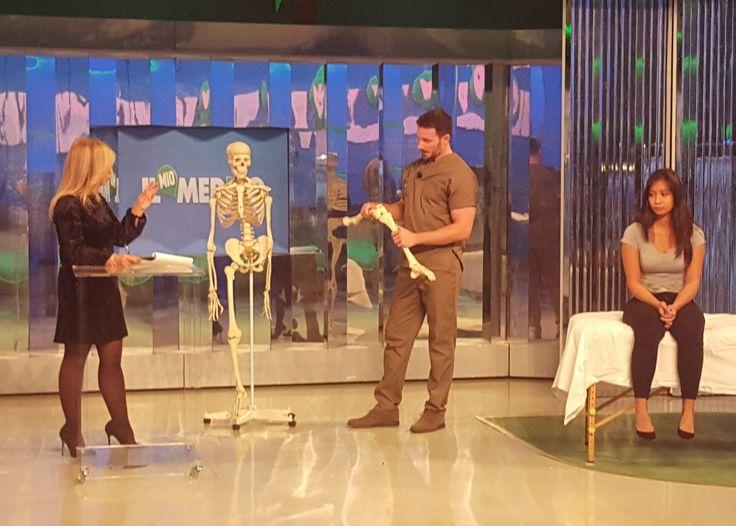 L'osteopata di Roma, il Dr Gabriele Benedetti, parla a tv2000 e sky di #artrosi al ginocchio