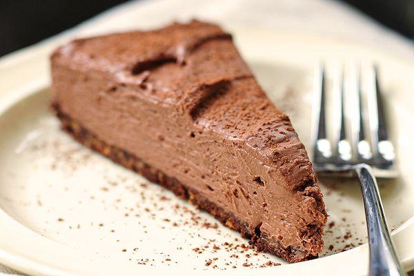 Τούρτα σοκολάτας με γιαούρτι | Φτιάξτο μόνος σου - Κατασκευές DIY - Do it yourself