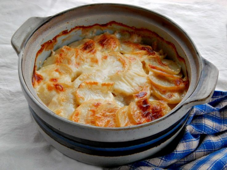 ... potato side dishes party sauces forward scalloped potatoes 1950 s
