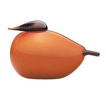 iittala Toikka Orange Kuulas - $295.00