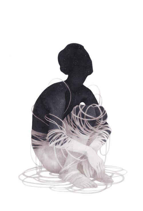 Ashley Mackenzie. Illustrations by Ashley... - Supersonic Electronic Art