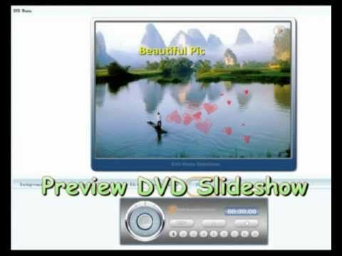 Best DVD photo slideshow software and make photo slide show free with music - YouTube