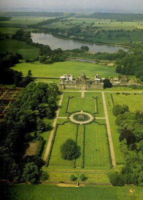 Castle Howard - near York, North Yorkshire, England. The private residence of the Carlisle branch of the Howard family for more than 300 years, construction of Castle Howard took over 100 years to complete beginning in 1699. The 3rd Earl of Carlisle enlisted the help of his friend, dramatist John Vanbrugh, who never having built anything before, recruited Nicholas Hawksmoor to assist him in the practical side of design and construction.