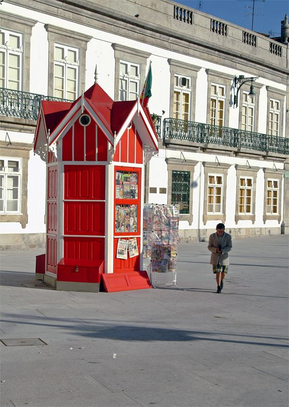 Praça Carlos Alberto-Porto by JPA!