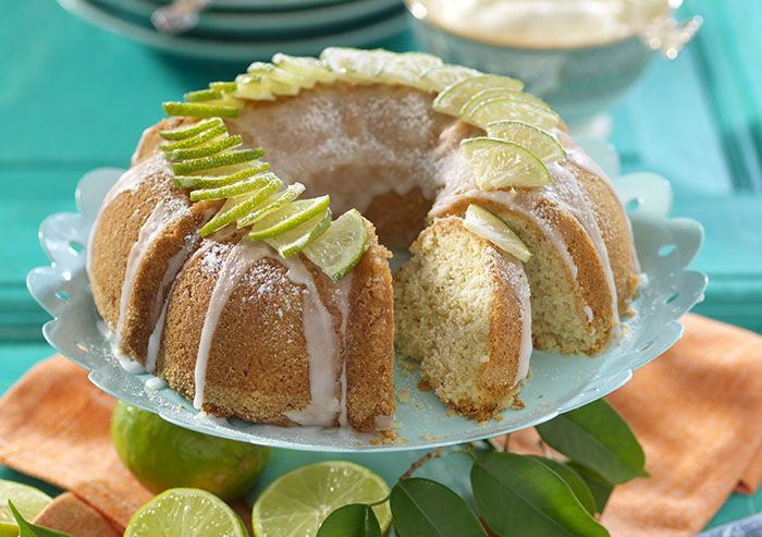Glutenfri! Limesockerkaka med kokos
