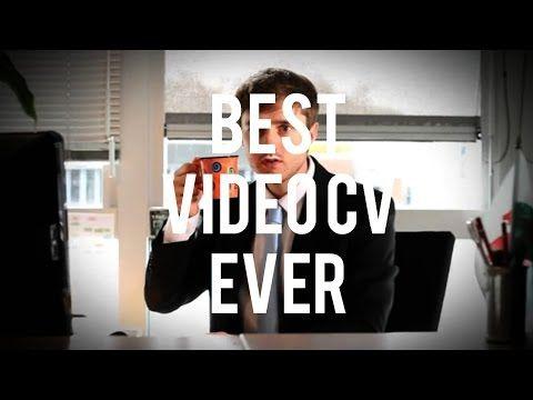 22 best Creative CV Ideas images on Pinterest Creative cv - video resume