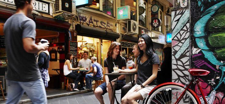 Laneway cafes