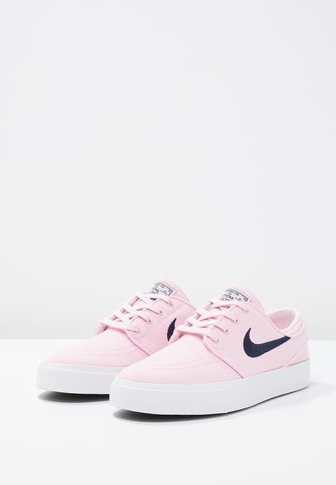 Nike SB ZOOM STEFAN JANOSKI CNVS - Sneaker low - prism pink/obsidian für 84,95 € (18.05.17) versandkostenfrei bei Zalando bestellen.