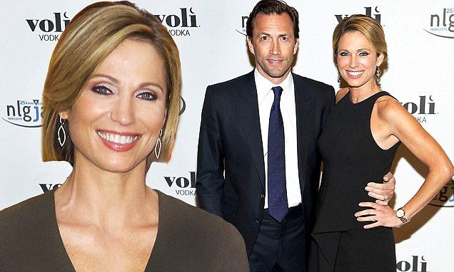Amy Robach never thought cancer would happen to her, but it did - and it nearly destroyed her fledgling marriage to former Melrose Place star Andrew Shue in the process.