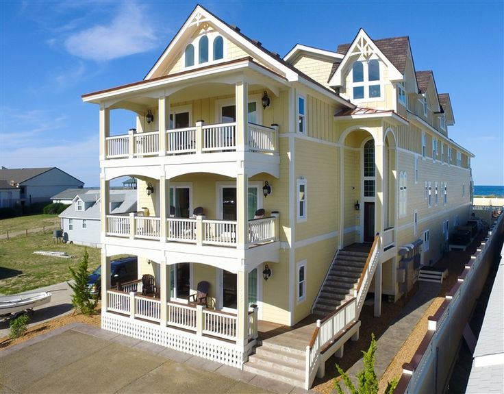 Oceanfront Homes For Rent In Kill Devil Hills Nc