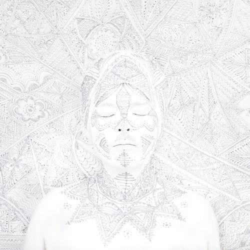 1 Writing (Essaouira Henna). Self-portrait, 2009