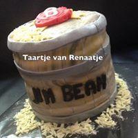 Jim Bean taart