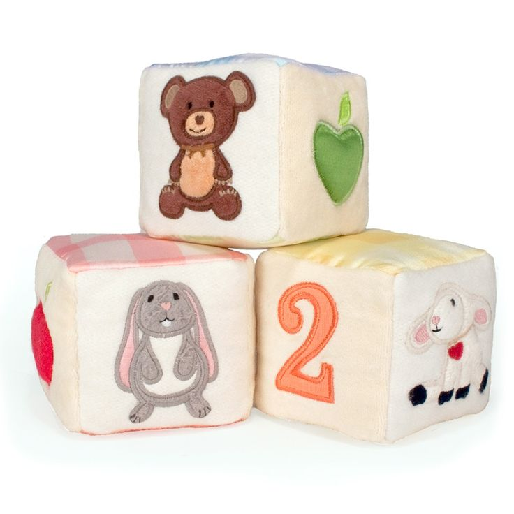 Apple Park - Soft Block Set Picnic Pal would be lovely for our newborn #EntropyWishList #PinToWin